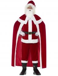 Luxe Kerstman kostuum voor volwassenen