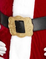 Luxe kerstman riem voor volwassenen