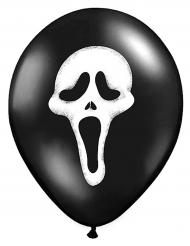 6 Scream ballonnen
