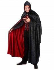 Deluxe fluweelachtige cape voor volwassenen