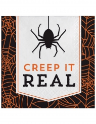 16 Creep it Real servetten