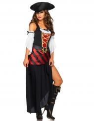 Oceaan piraat kostuum voor vrouwen