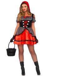 Sexy Roodkapje kostuum voor dames