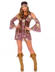 Exotisch hippie kostuum voor vrouwen