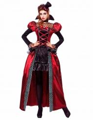 Victoriaans vampier kostuum voor dames