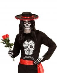 Dia de los Muertos T-shirt voor mannen