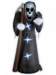 Opblaasbare en lichtgevende reaper decoratie