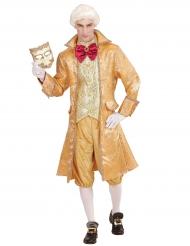 Luxe Venetiaanse heer kostuum voor mannen