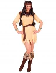 Indianen prinses kostuum voor vrouwen