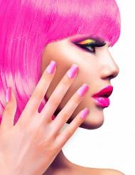 Roze nepnagels voor volwassenen