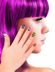 Zelfklevende nep nagels monsters voor kinderen