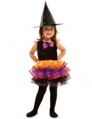 Fantasy heks kostuum voor meisjes