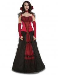 Vampier dame kostuum voor vrouwen