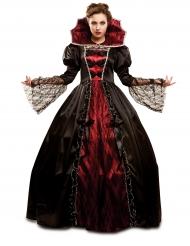 Luxe barok vampier outfit voor vrouwen