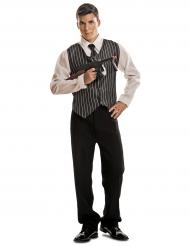 Jaren 20 gangster kostuum voor mannen