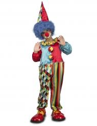 Mollig clown kostuum voor jongens