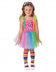 Candy clown kostuum voor kinderen