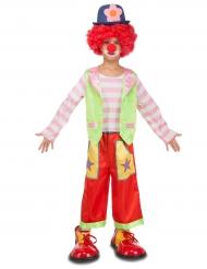 Rodeo clown outfit voor kinderen