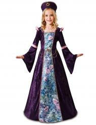 Lavenderkleurig dame kostuum voor meisjes