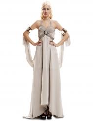 Draken koningin kostuum voor vrouwen