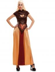 Warrior koningin kostuum voor vrouwen