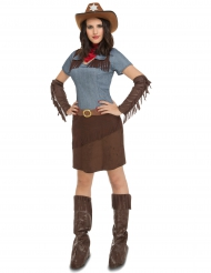 Cowgirl outfit voor dames