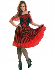 Spaans danseressen kostuum voor vrouwen