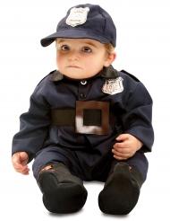 Politie kostuum voor baby
