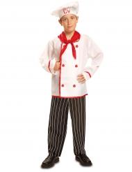 Kok kostuum voor jongens