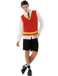 Scholier kostuum voor mannen