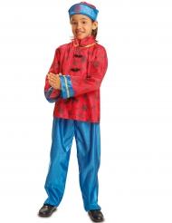 Rood Chinees kostuum voor kinderen