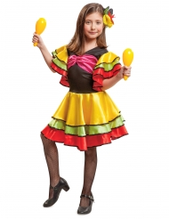 Rumba danseres kostuum voor meisjes