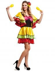 Rumba danseres kostuum voor vrouwen
