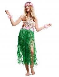 Hawaiiaans kostuum voor dames