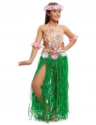 Chique Hawaiiaans kostuum voor meisjes