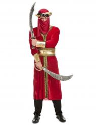 Arabische strijder kostuum voor mannen
