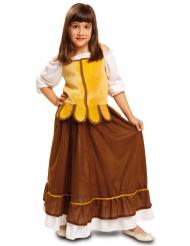 Middeleeuws taverne kostuum voor meisjes
