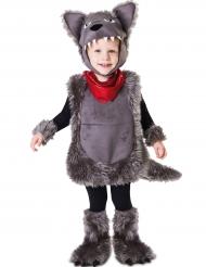 Wolven kostuum voor kinderen
