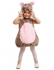Nijlpaard kostuum voor kinderen