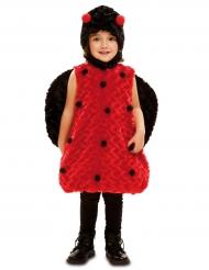 Schattig lieveheersbeestje kostuum voor kinderen