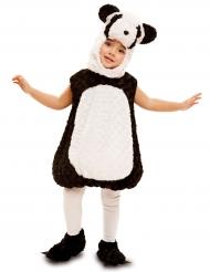 Kleine panda kostuum voor kinderen