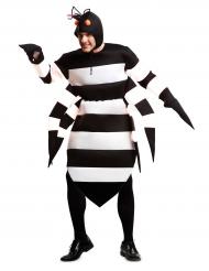 Tijgermug kostuum voor volwassenen