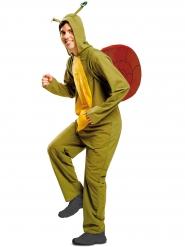 Slak kostuum voor volwassenen