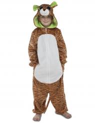 Tijger pak kostuum voor kinderen