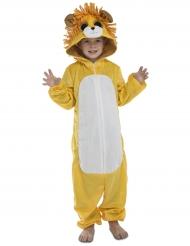 Leeuwen onesie voor kinderen