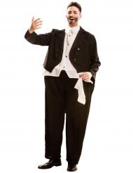 Grappig operazanger kostuum voor volwassenen