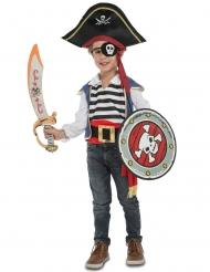 Piratenkostuum met accessoires voor kinderen