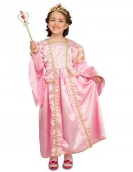 Roze prinses kostuum met accessoires voor kinderen