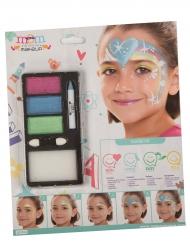 Regenboog schmink set voor kinderen