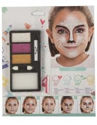 Bos schmink set voor meisjes